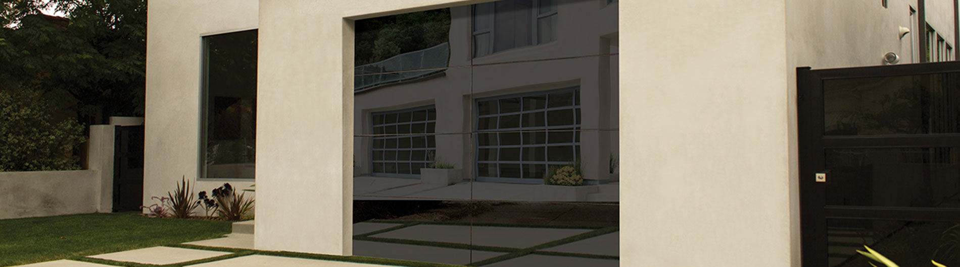 Aluminum Glass Garage Doors 8450 From Precision Door & Aluminum Glass Garage Doors 8450 From Precision Door - Precision ...