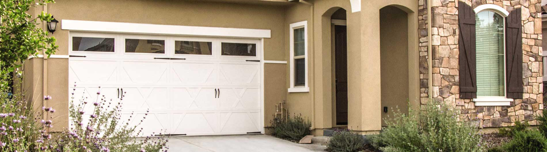 Lexington White Clearii Steel Collection Precision Doors
