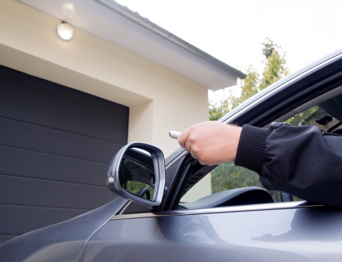 How to Make a Garage Door Hands-Free