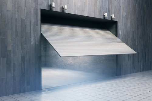 The Problems Associated With A Crooked Garage Door