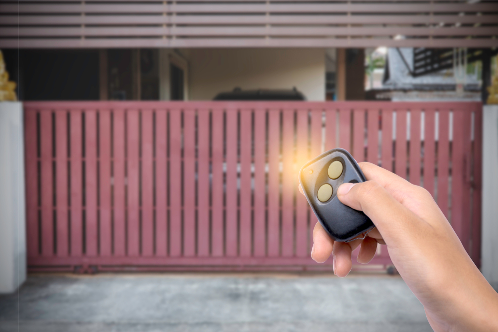 How A Garage Access Control System Can Make Your Life Easier