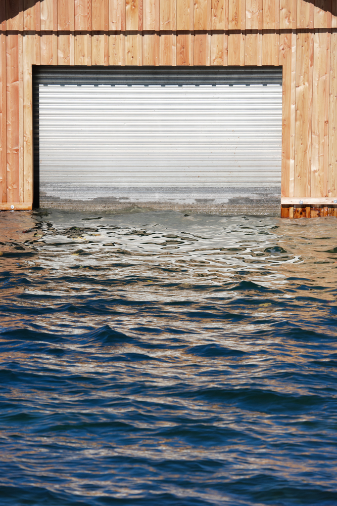 How To Stop Rainwater From Getting Into The Garage