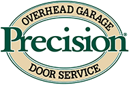 Precision Doors of Orange County Logo